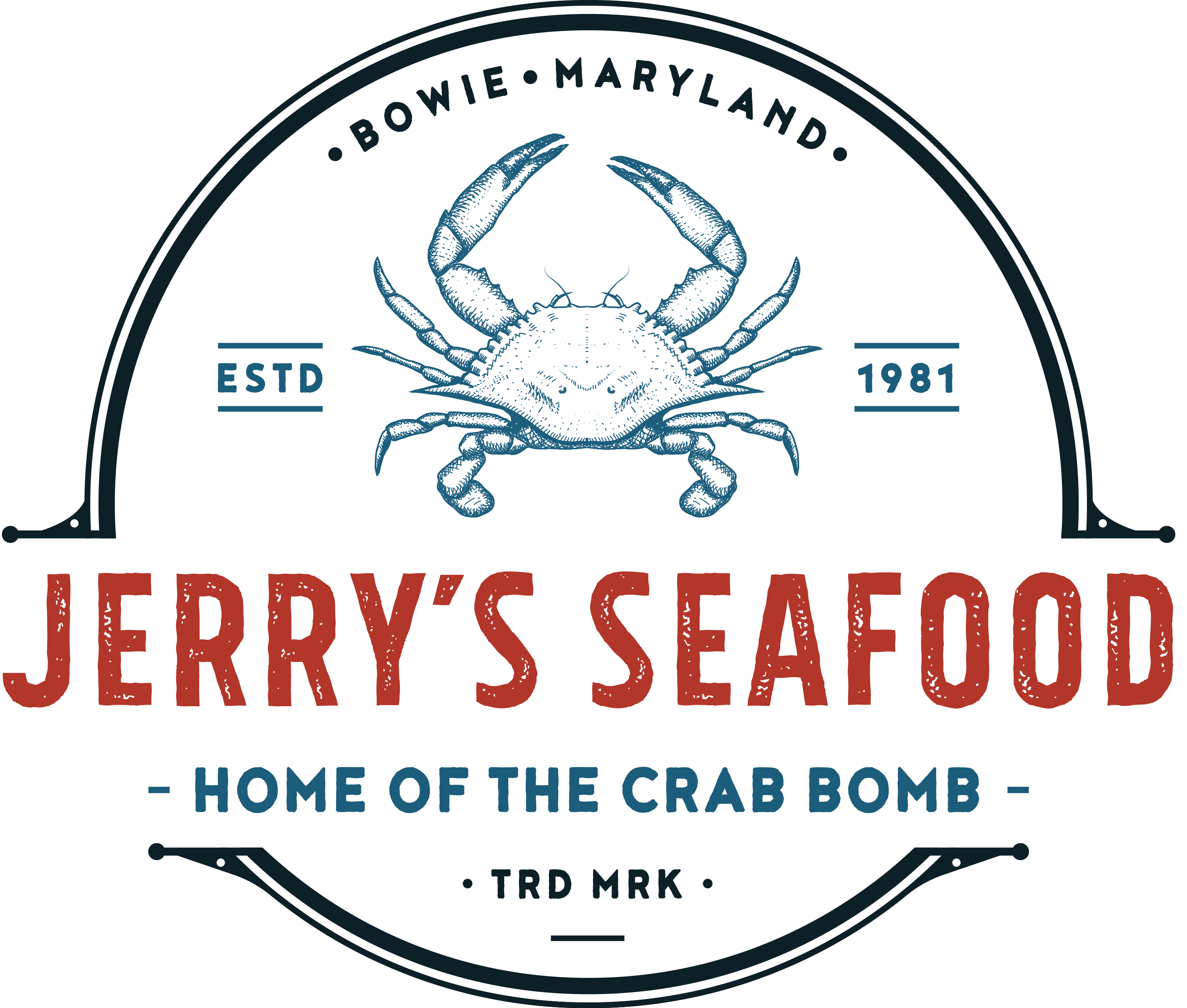 Jerry's Seafood Logo